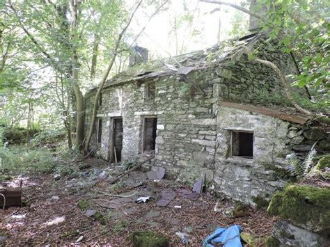 this derelict cottage is for sale for just 163 10 000