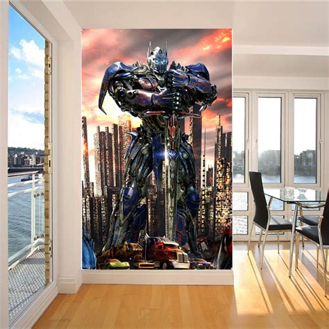 transformers bedroom decor compare prices on photo transformer online shopping buy