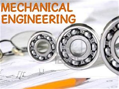 Mechanical Engineering Then Mba by The Potential Of Mechanical Engineering Is Endless
