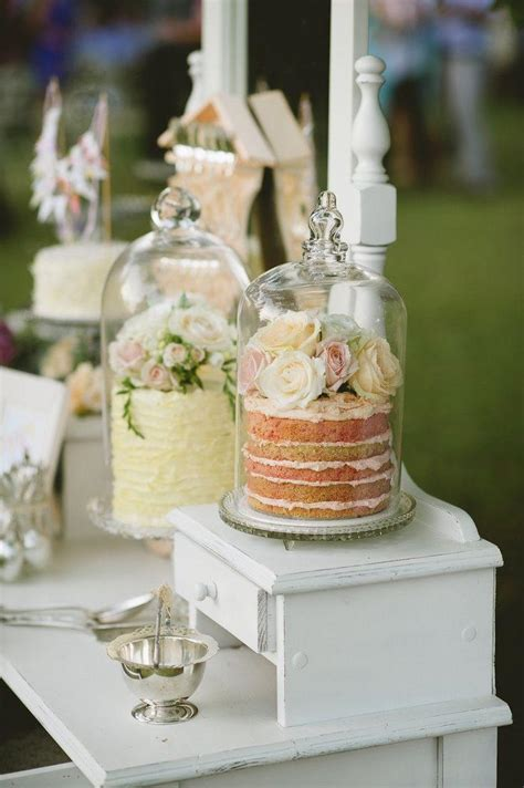 Wedding Cake Jars by Vintage Wedding Wedding Cakes In Apothecary Jars