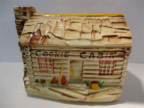 Mccoy Log Cabin Cookie Jar by Mccoy Antique Price Guide