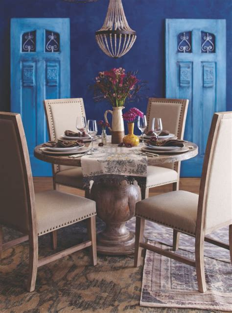 Garner Extension Dining Table Driftwood Greyson Chairs Set Of 2 Blue Doors Cost Plus And Tables