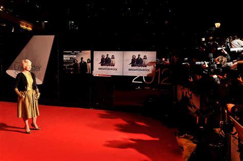 film quiz brighton helen mirren in brighton rock european film premiere
