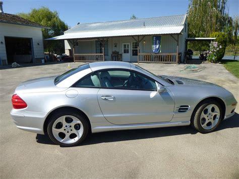 Mercedes 2004 For Sale 2004 mercedes 500sl for sale 1836082 hemmings