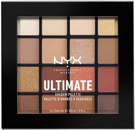 Nyx Ultimate Eyeshadow Palette nyx ultimate warm neutrals eyeshadow palette let s talk