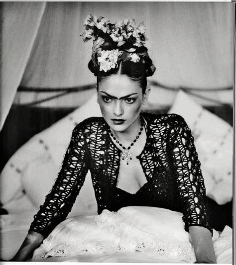 Pp8 Kenzo Black 53 000 frida kahlo a global fashion icon huffpost
