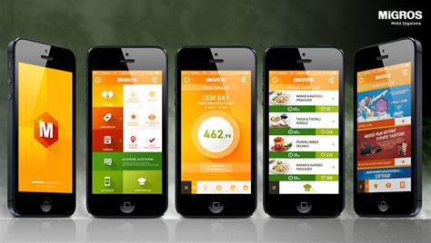 mobili migros migros mobile application