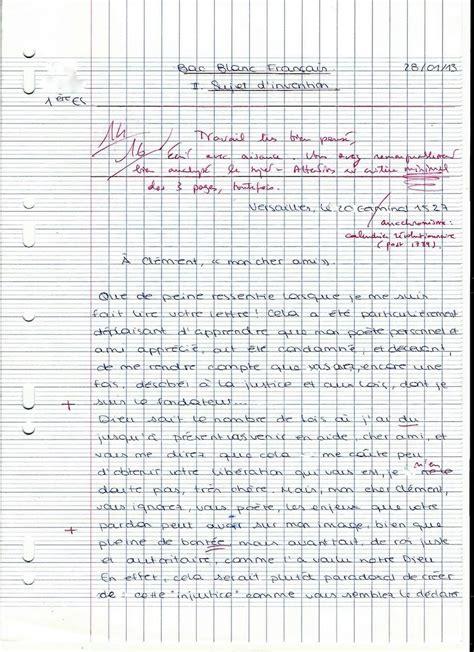 Exemple De Lettre Ecrite A Des Prisonnier Sle Cover Letter Exemple De Lettre Sujet D Invention