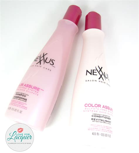 nexxus color assure pre wash primer nexxus color assure pre wash primer system review