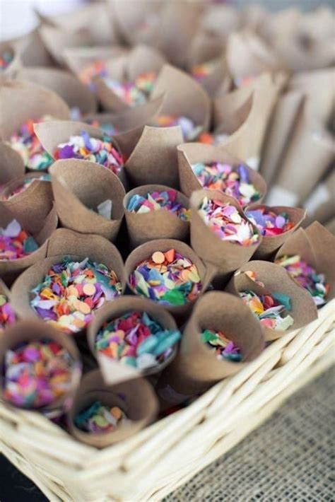 Best 25  Wedding confetti ideas on Pinterest   Confetti