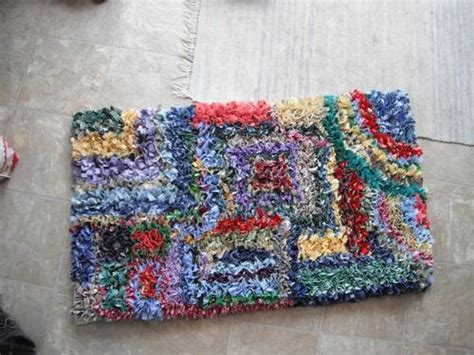 how to rug hook latch hooked rag rug with tutorial home sweet home