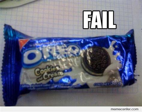 Oreo Meme - oreo flavor fail by ben meme center