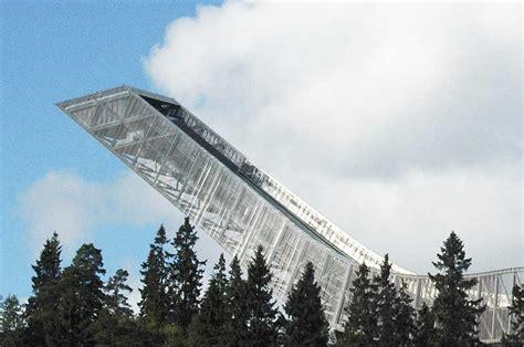 design engineer oslo holmenkollen ski jump norway jds architects oslo e