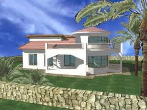 Garage Office Designs fantasy tower bungalow 4 bedroom front view
