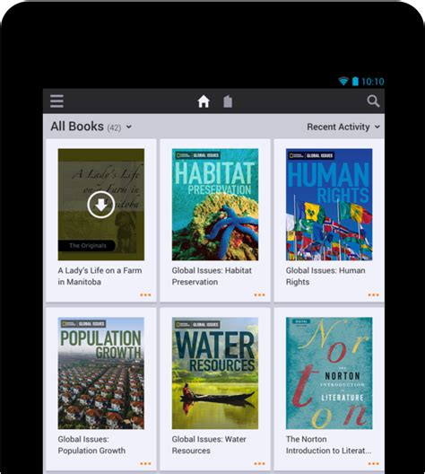 textbooks on kindle chromebook and android devices
