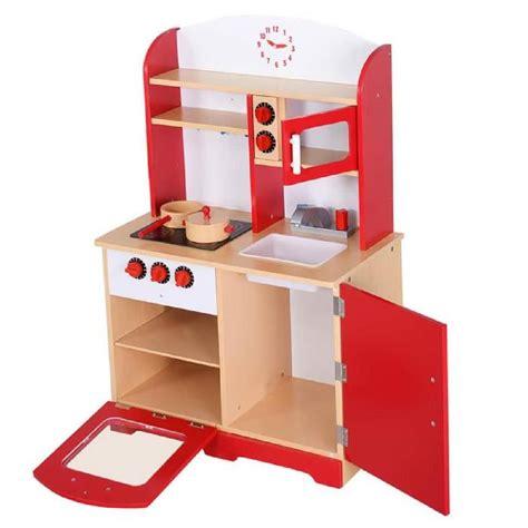 jouets cuisine en bois cuisine jouet pour enfant en bois jeu du r 244 le d imitation