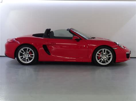 Porsche 981 Boxster S by Used Porsche 981 Boxster S For Sale Independent Porsche