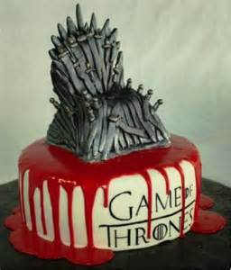 of thrones kuchen cake of thrones la nouvelle saga