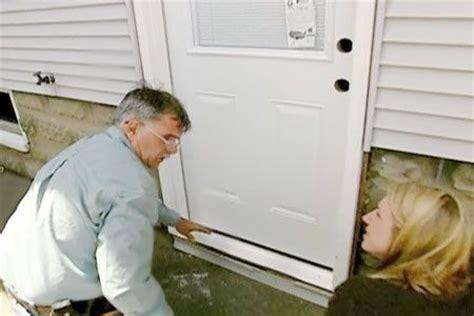 How To Install A Exterior Door Installing A Prehung Exterior Door