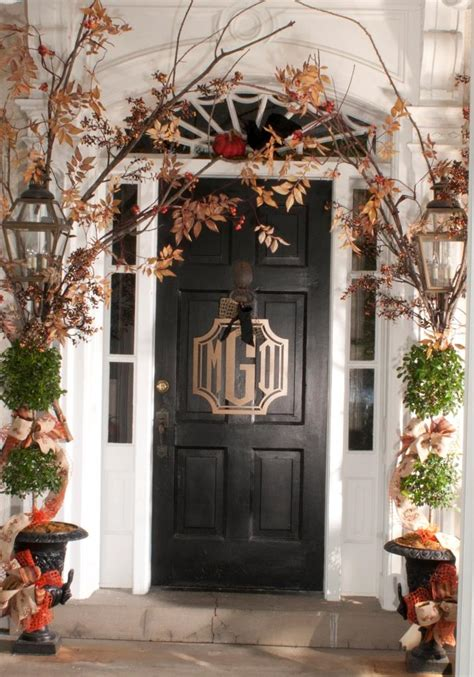 5 fall door looks you ll love nell hills