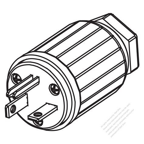 nema l6 20 wiring diagram nema l6 30p 110 wiring diagram