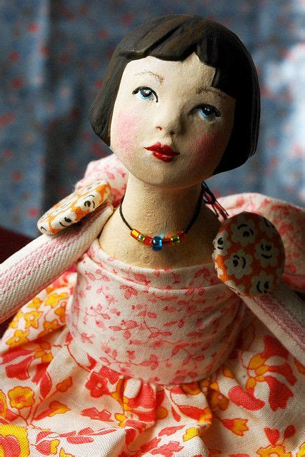 How To Make Paper Mache Dolls - dolls paper mache and dolls on
