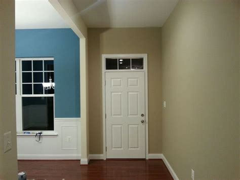 mountain stream and barcelona beige by sherwin williams applied by brackens painting www