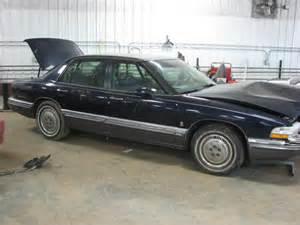 1994 Buick Park Avenue Parts 1994 Buick Park Avenue Rear Door Window Regulator Rh 19840025