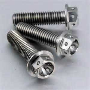 visserie aluminium anodis 233 e titane ou inox vis moto de