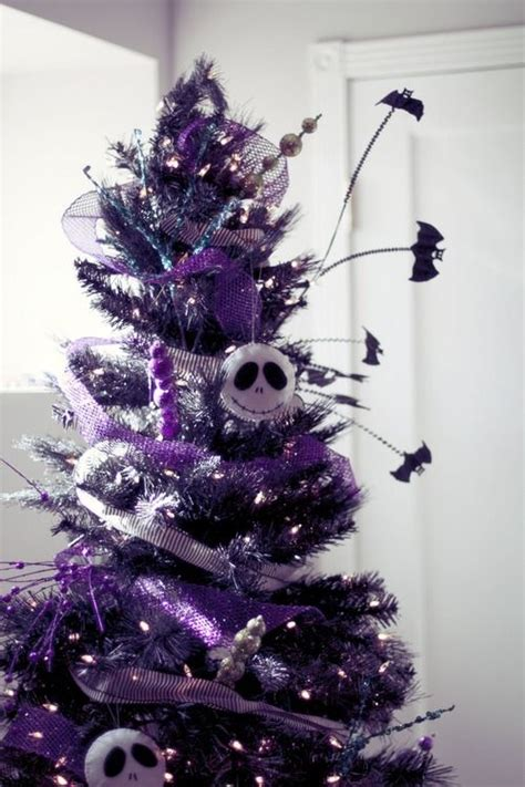 jack skellington tree christmas pinterest