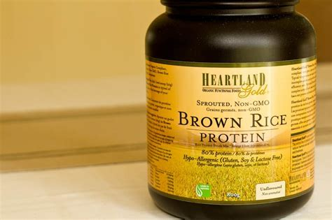 Garden Of Brown Rice Protein Powder Protein Powder Reviews Oh She Glows