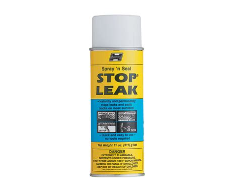Stop Leak Spray For Plumbing by Stop Leak Spray Review Compare Prices Buy