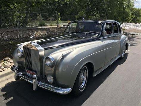 Rolls Royce For Sale by 1957 Rolls Royce Silver Cloud I For Sale 1963228