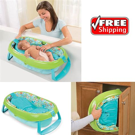 travel bathtub for toddler details about inflatable baby infant toddler bath tub