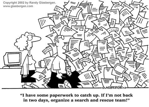 Desk Clutter   Randy Glasbergen   Glasbergen Cartoon Service