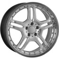 Mercedes 19 Inch Rims 19 Inch Silver Mercedes Replica Wheels Rims
