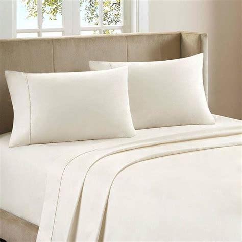 bed sheet set elegant fitted polyester microfiber bed sheet set buy
