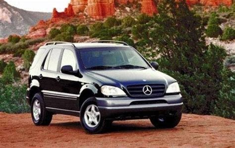 used 1999 mercedes benz m class for sale pricing features edmunds
