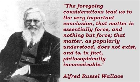 E M O R Y Wallace alfred russel wallace s quotes and not much