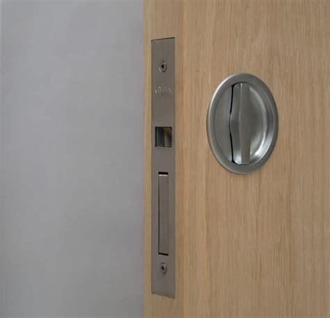 Sliding Door Mortise Lock by Cavilock Cl100 Flushturn Mortise Pocket Door Lock