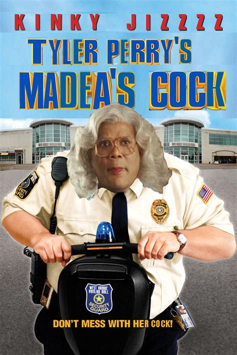 Tyler Perry Memes - tyler perry s madea s cock paul blart mall cop know