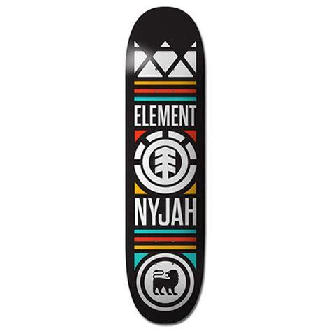 tavole da skateboard tavola da skate element nyjah crowned