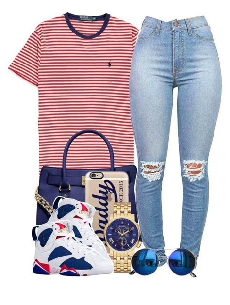 shoes and clothes for jordans12 39 on polyvore clothes and