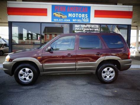 2001 mazda tribute gas mileage 2002 mazda tribute gas mileage for sale savings from 4 510