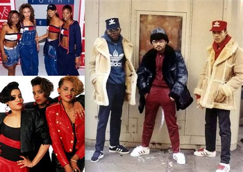 vintage hip hop style fashion inspired by 80s 90s hip