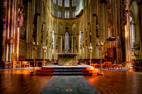 Cool Houses Com inside cologne cathedral this is an inside view of the