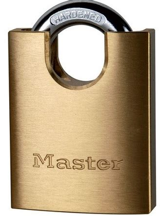 Gembok Master Padlock jual master lock shrouded shackle 2250 murah bhinneka