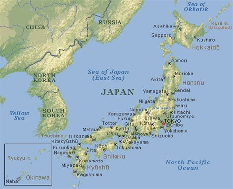 map of japan mrmouatmwh2011 topic 17 of japan