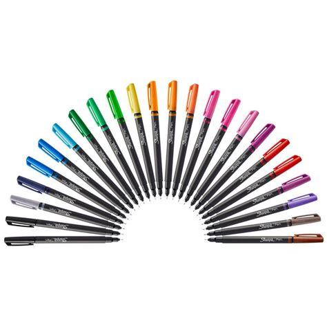 sharpie pen colors sharpie pens point assorted colors