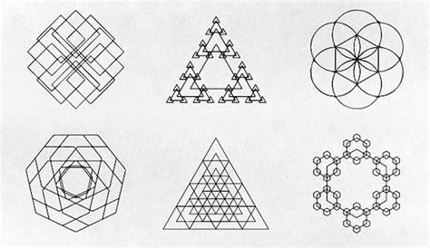 Figuras Geometricas Vectorizadas | figuras geom 233 tricas vectorizadas en varios formatos kabytes